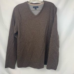 Banana republic long sleeve tee men's size medium